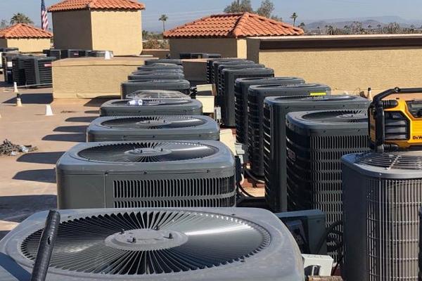Expert HVAC Services Inc