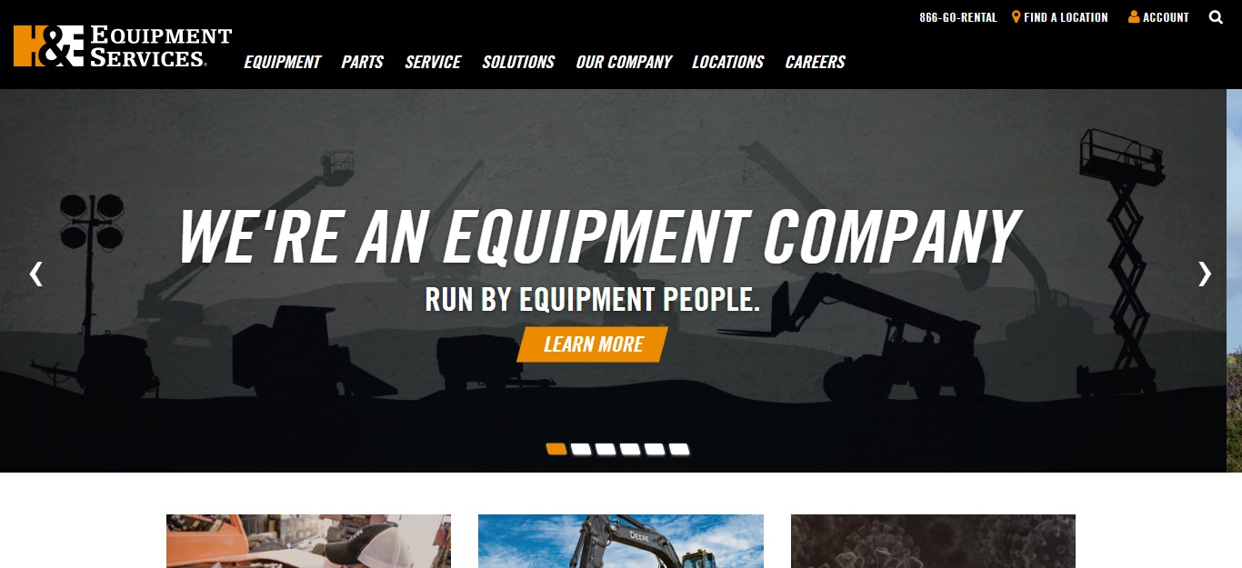 San Diego Best Heavy Machinery Dealers