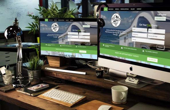 Kris Chislett Website Design and Online Marketing