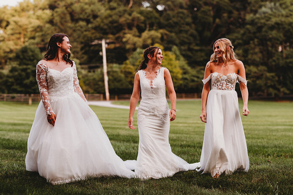 Liberty & Lace Bridal