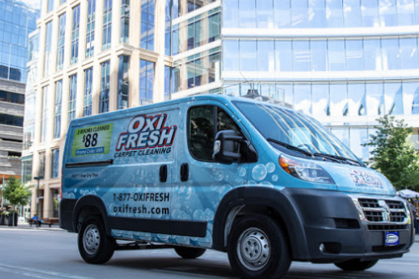 Oxi Fresh Carpet Cleaning
