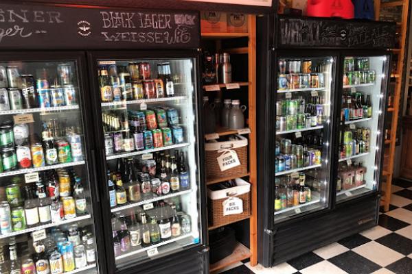 Premium Draught Beer Shop