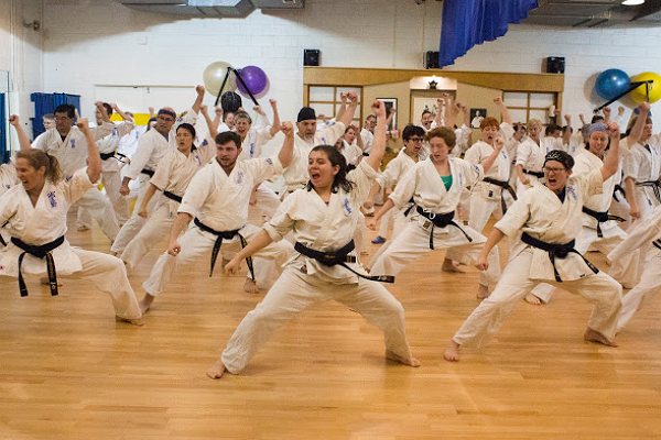 Thousand Waves Martial Arts & Self-Defense Center, NFP