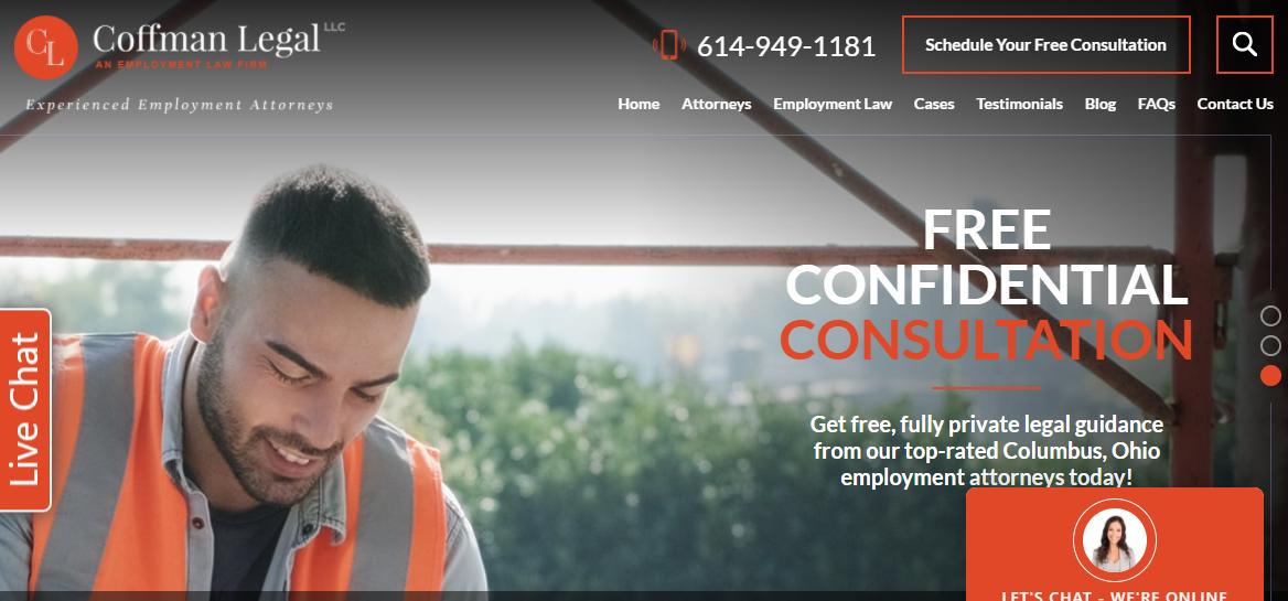 5 Best Contract Attorneys in Columbus 2