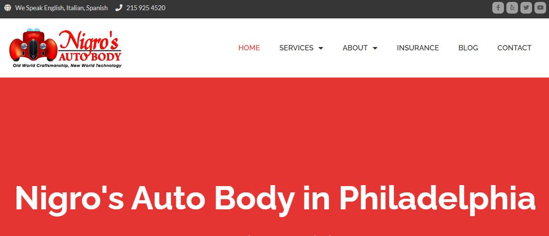 5 Auto Body Shops in Philadelphia2