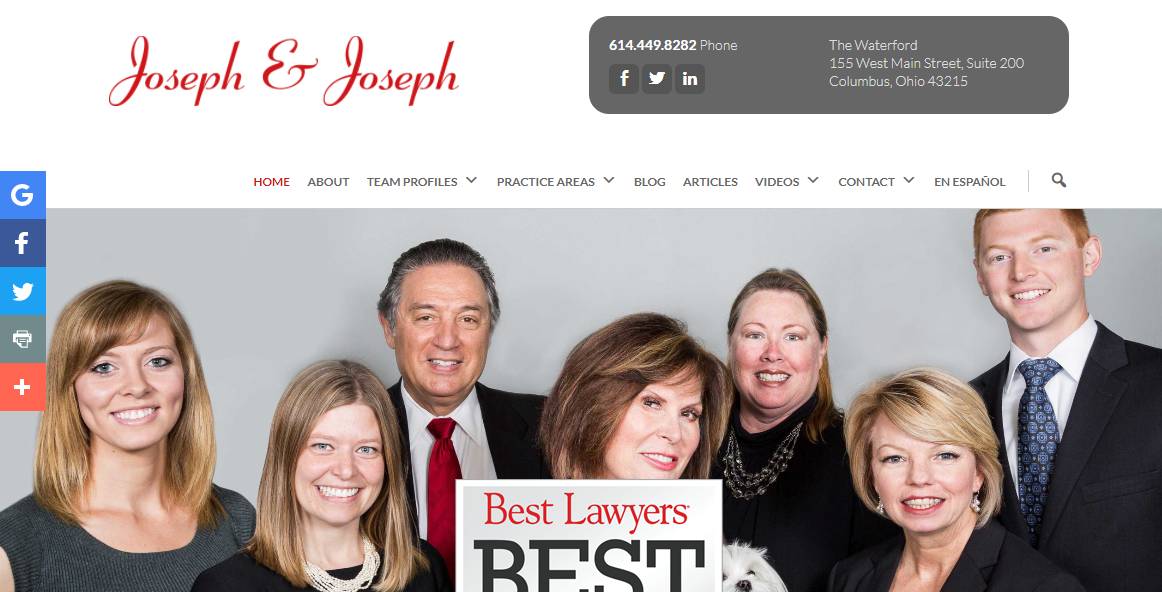 5 Best Contract Attorneys in Columbus 3