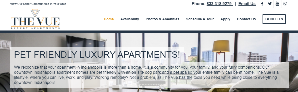 5 Best Apartments for Rent in Indianapolis3