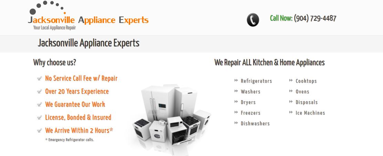 5 Best Appliance Repair Services in Jacksonville5