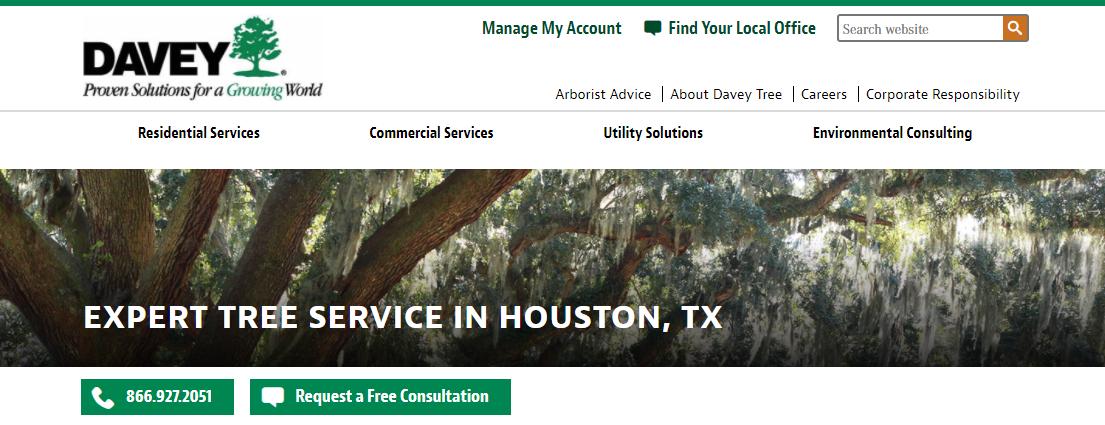 5 Best Arborists in Houston 5
