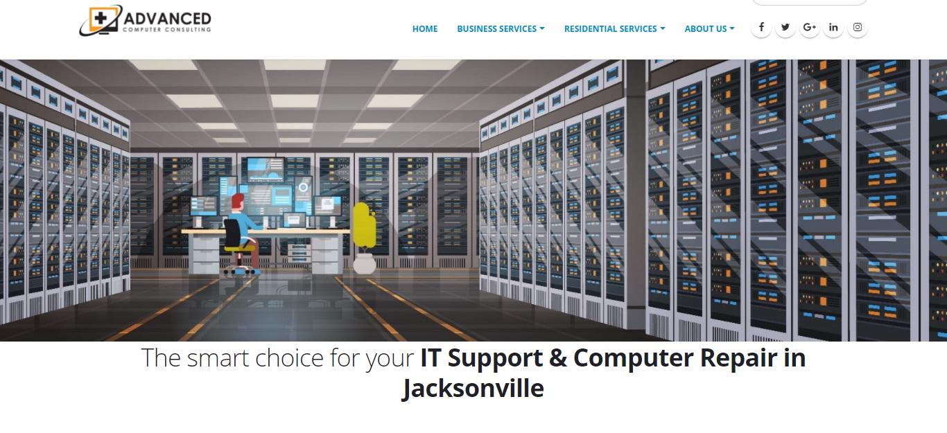 Jacksonville Best IT Support