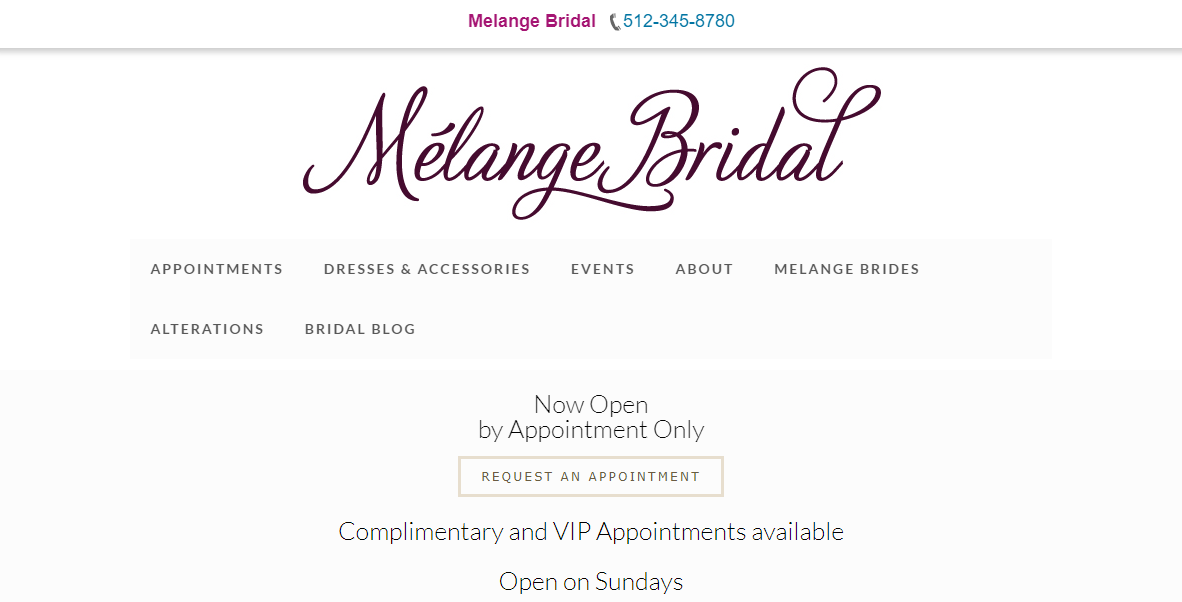 5 Best Bridal in Austin3