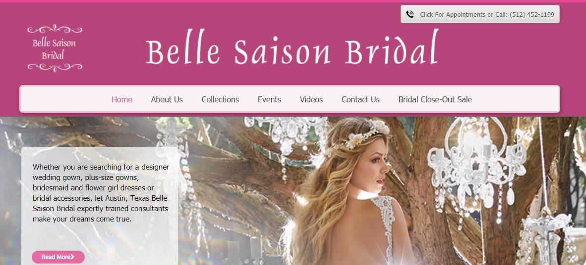 5 Best Bridal in Austin4