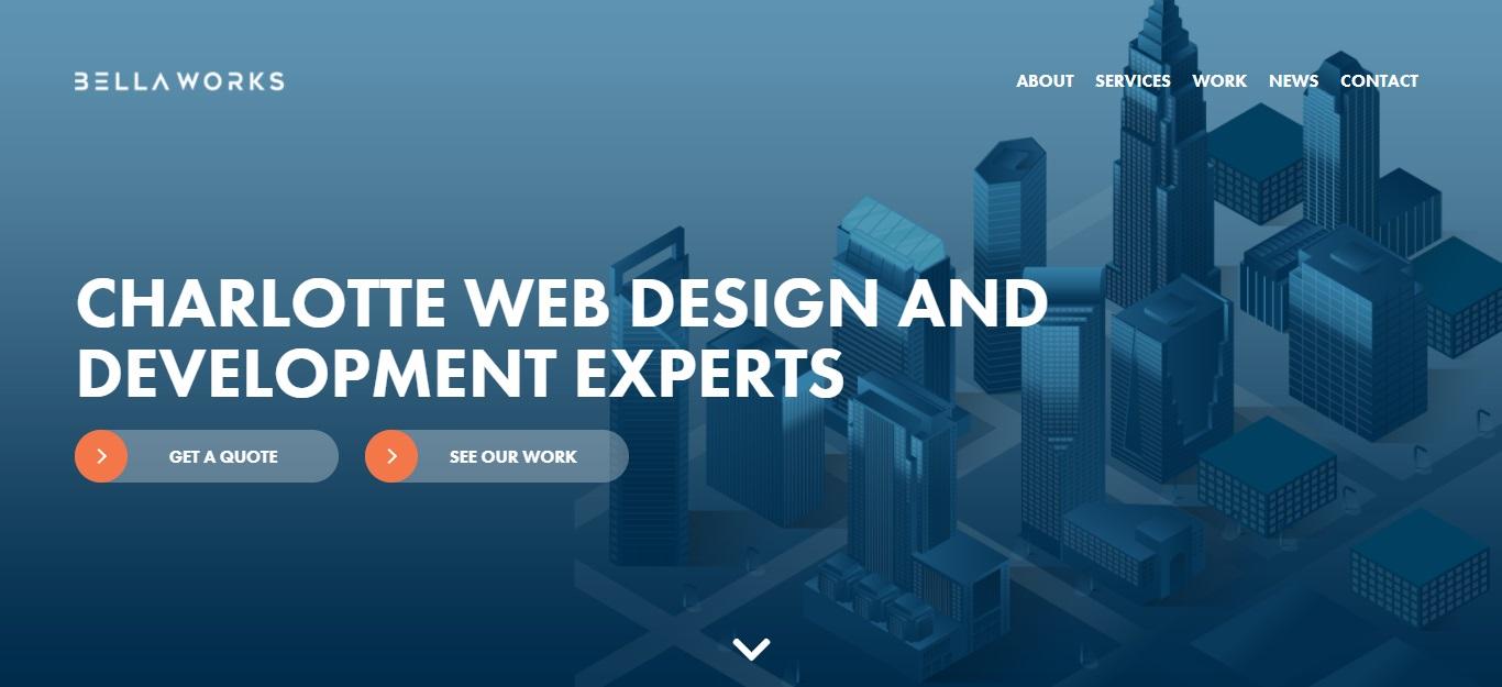 The Best Web Development in Charlotte