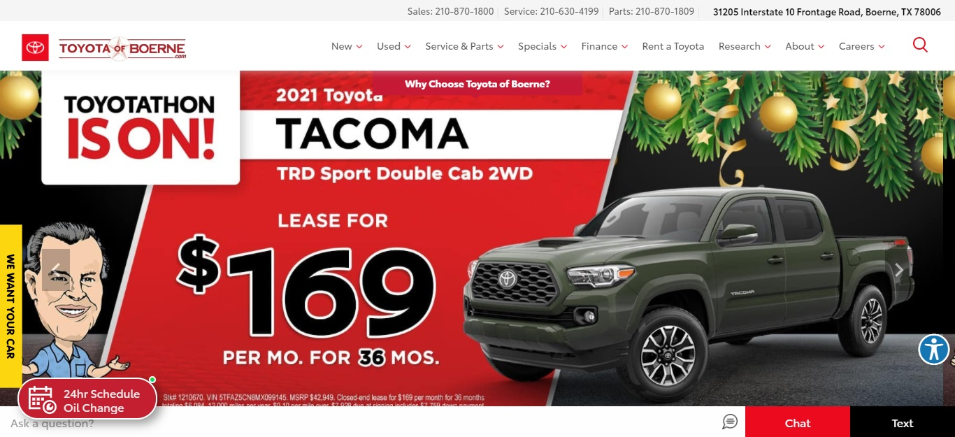 San Antonio's Best Toyota Dealers