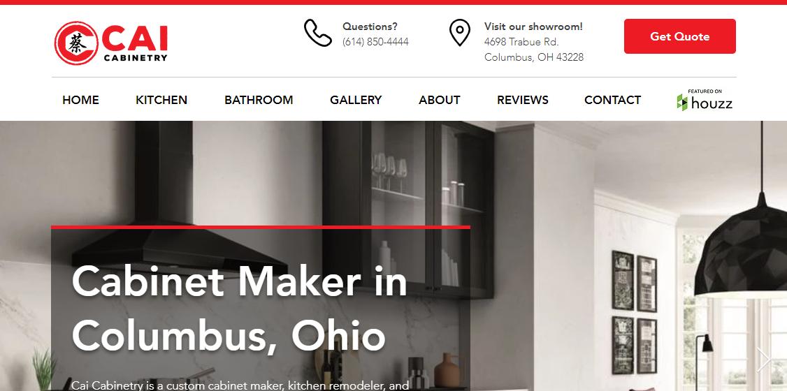 5 Best Custom Cabinets in Columbus 2