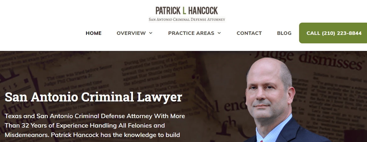 5 Best Criminal Attorneys in San Antonio 2