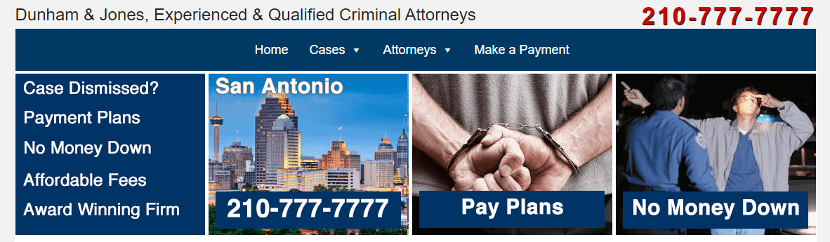 5 Best Criminal Attorneys in San Antonio 3