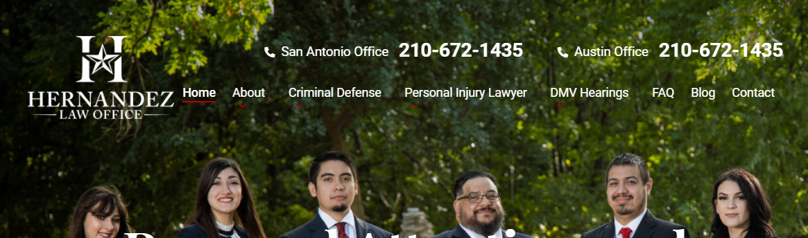 5 Best Criminal Attorneys in San Antonio 5