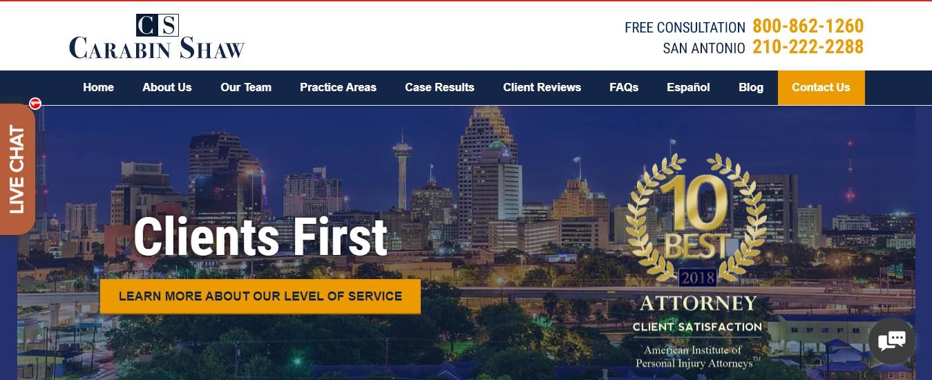 San Antonio Best Compensation Attorneys