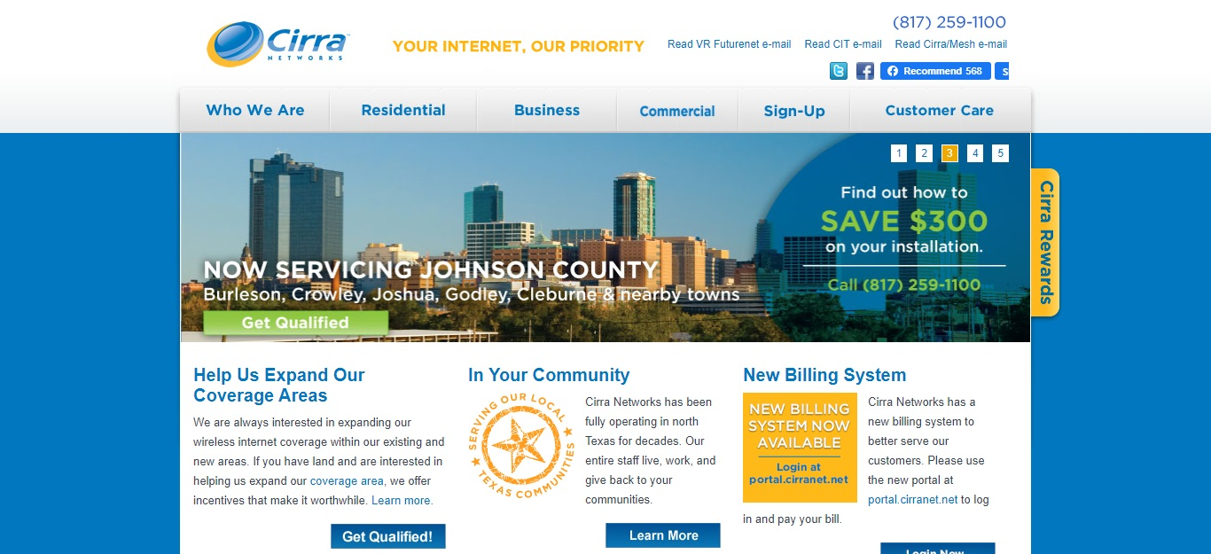 Fort Worth's Best Internet Providers