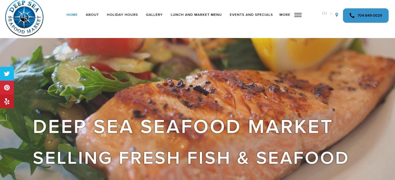 Charlotte's Best Seafood Restaurants