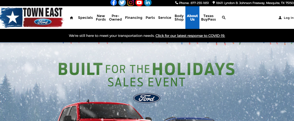 5 Best Ford Dealers in Dallas 3