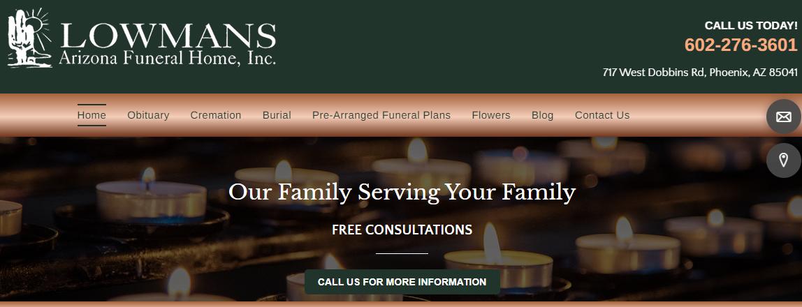5 Best Funeral Homes in Phoenix 3