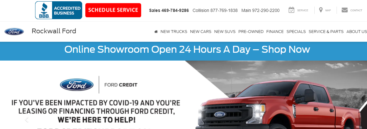 5 Best Ford Dealers in Dallas 4