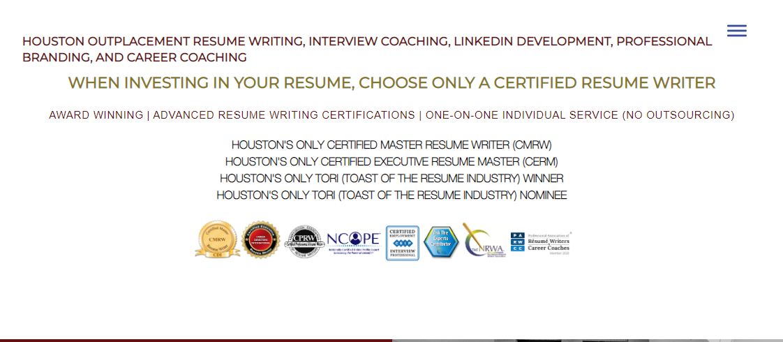 5 Best Resume Help in Houston1