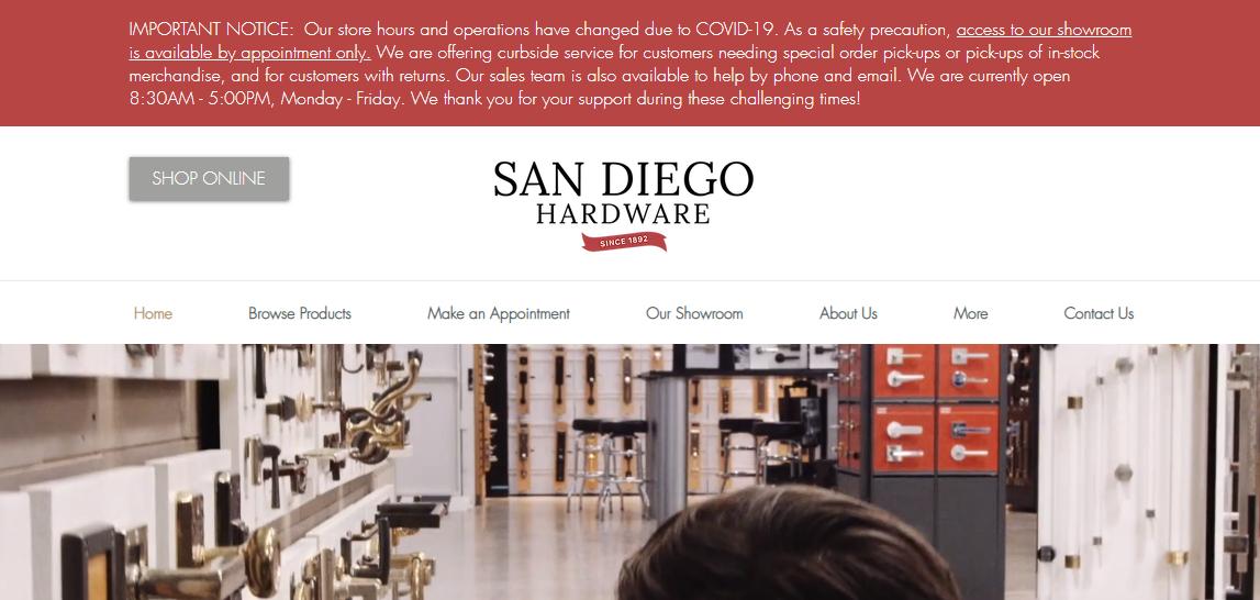 5 Best Hardware in San Diego1