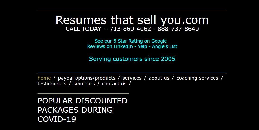 5 Best Resume Help in Houston5