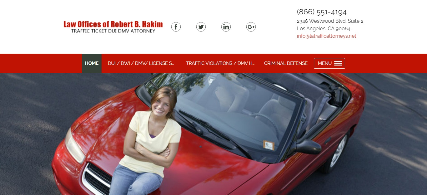 The Best Traffic Attorneys in Los Angeles