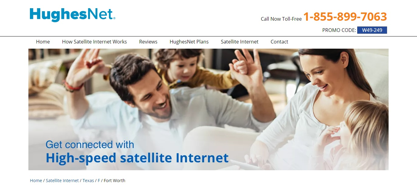Best Internet Providers in Fort Worth