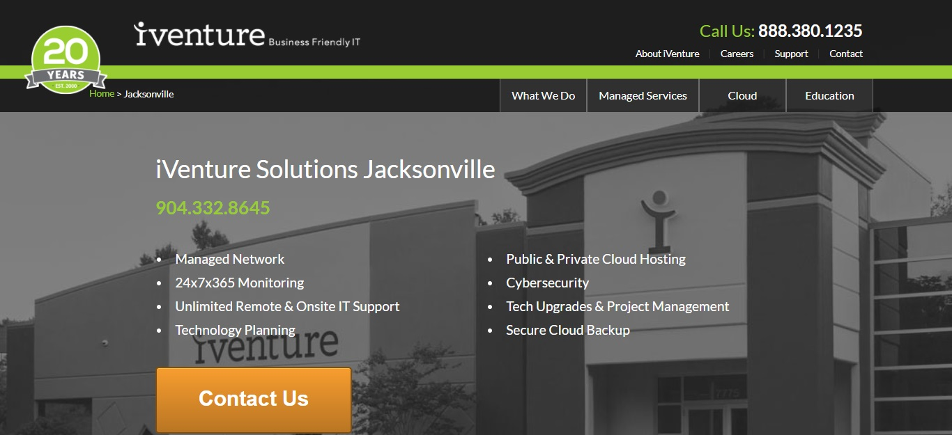 The Best IT Support in Jacksonville