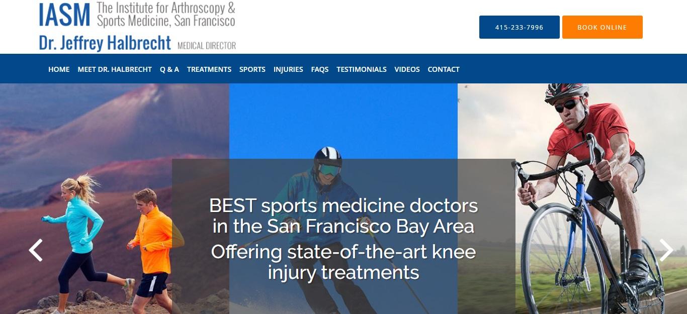San Francisco's Best Orthopedic Physicians