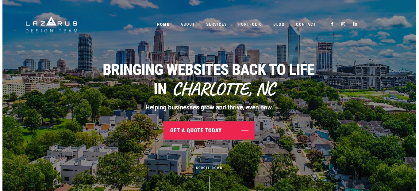 Charlotte's Best Web Development