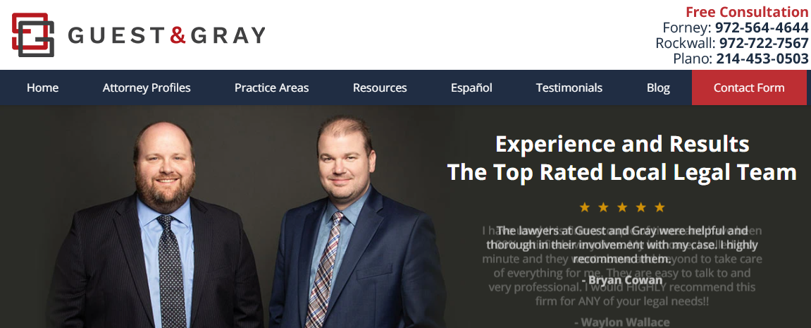 5 Best Medical Malpractice Attorneys in Dallas1