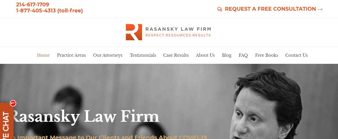 5 Best Medical Malpractice Attorneys in Dallas3