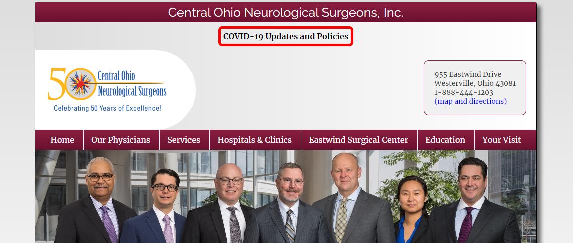 5 Best Neurologists in Columbus 5
