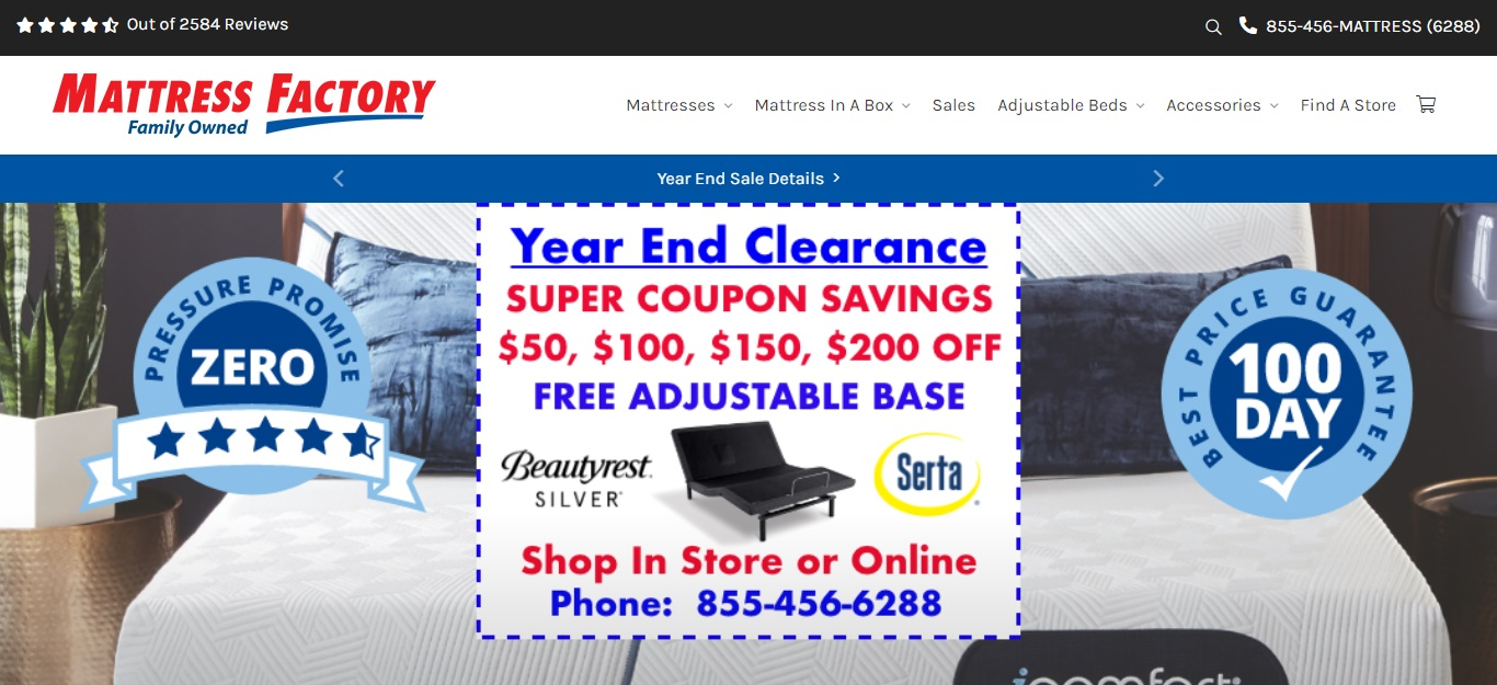 Best Mattress Stores in Philadelphia
