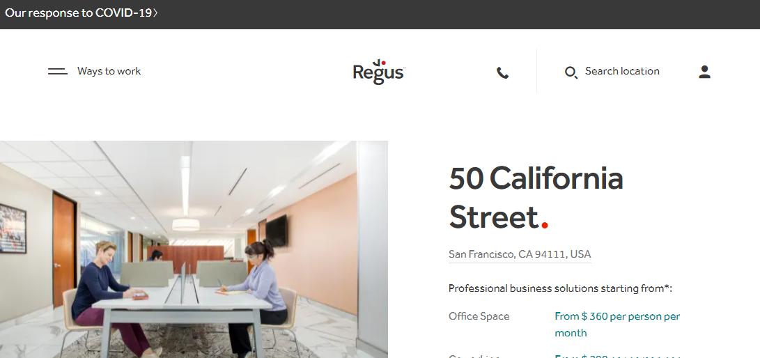 5 Best Office Rental Spaces in San Francisco 1