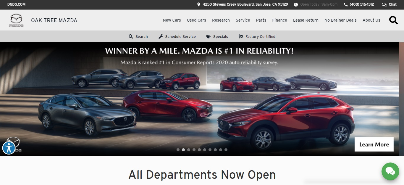 5 Best Mazda Dealers in San Jose