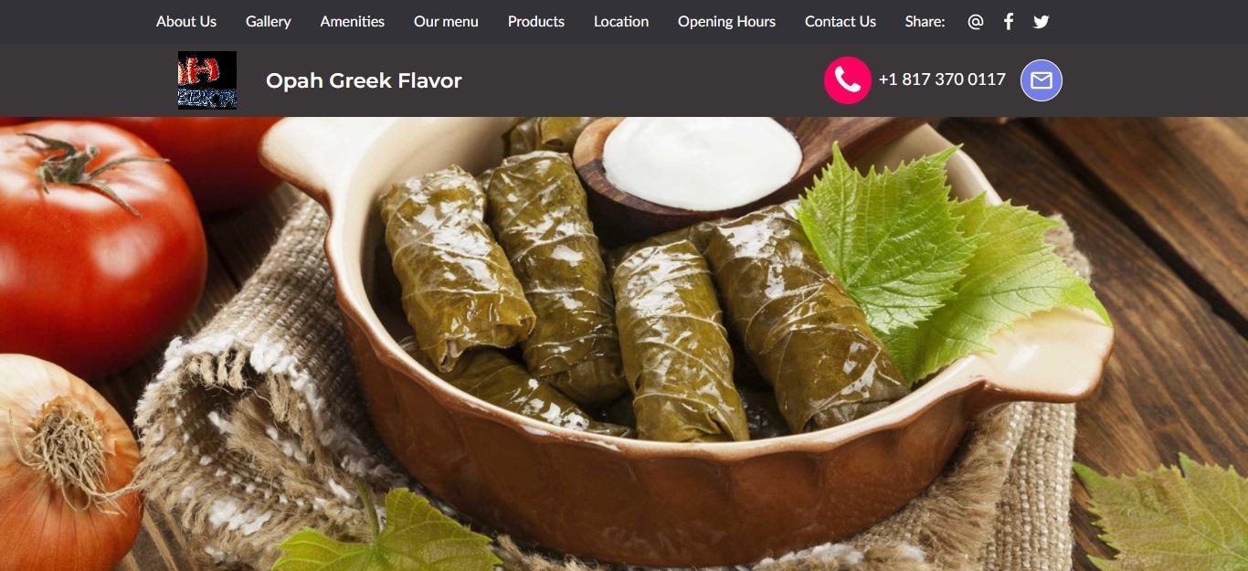 Fort Worth Best Greek Food