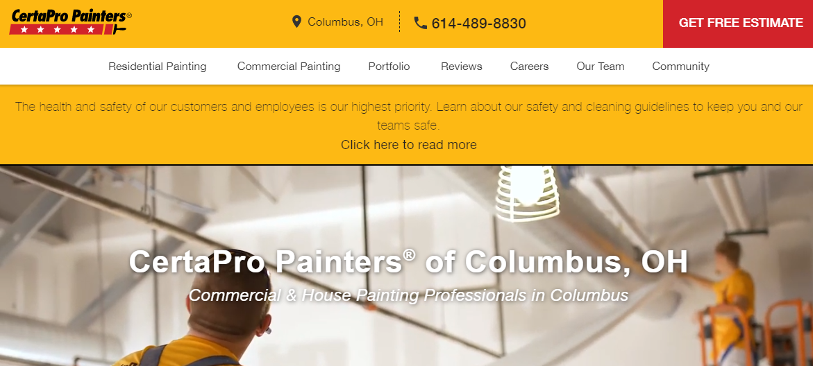 5 Best Painters in Columbus 1