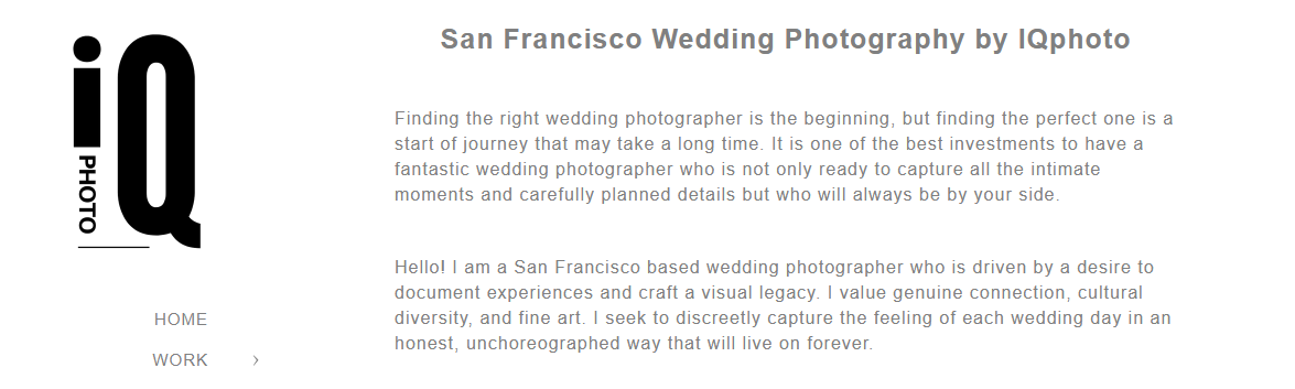 5 Best Photographers in San Francisco5