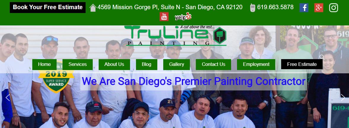 5 Best Painters in San Diego