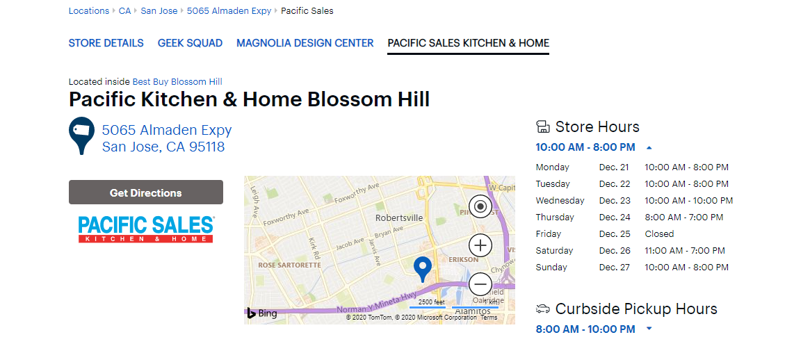5 Best Refrigerator Stores in San Jose1
