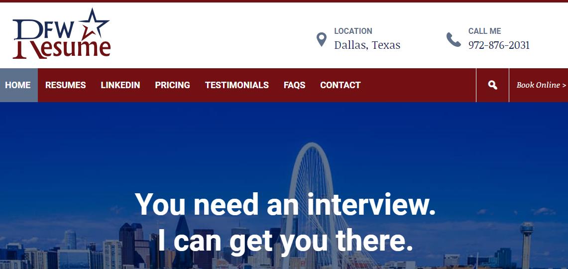 5 Best Resume Help in Dallas 2