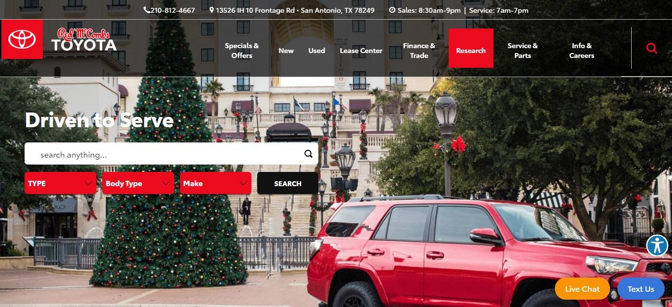 Best Toyota Dealers in San Antonio