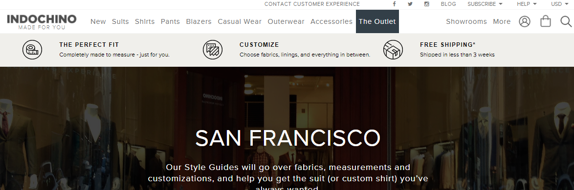 5 Best Suit Shops in San Francisco1